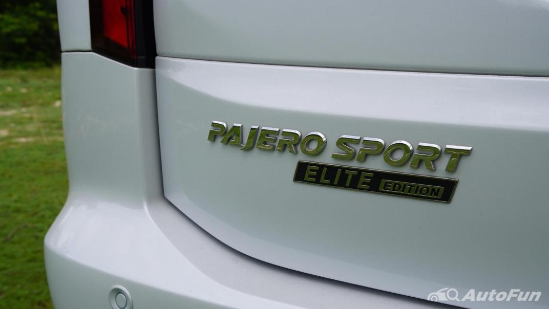 2020 Mitsubishi Pajero Sport 2.4D GT Premium 4WD Elite Edition Exterior 020