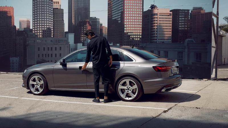 ข้อดีข้อเสียที่ควรรู้ก่อนถอย Audi A4 Sedan 02