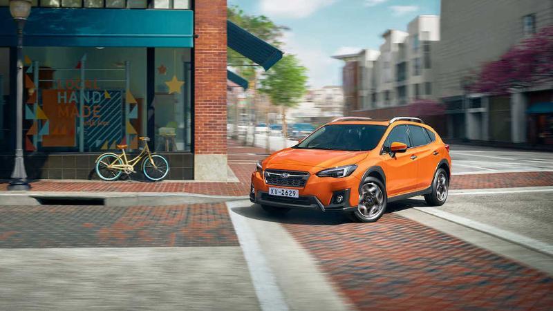 Subaru XV รถอเนกประสงค์สมรรถนะเยี่ยม ที่มาพร้อมเครื่องยนต์เบนซิน Boxer 2.0 ลิตร ราคาเริ่มต้น 1.159 ล้านบาท 02