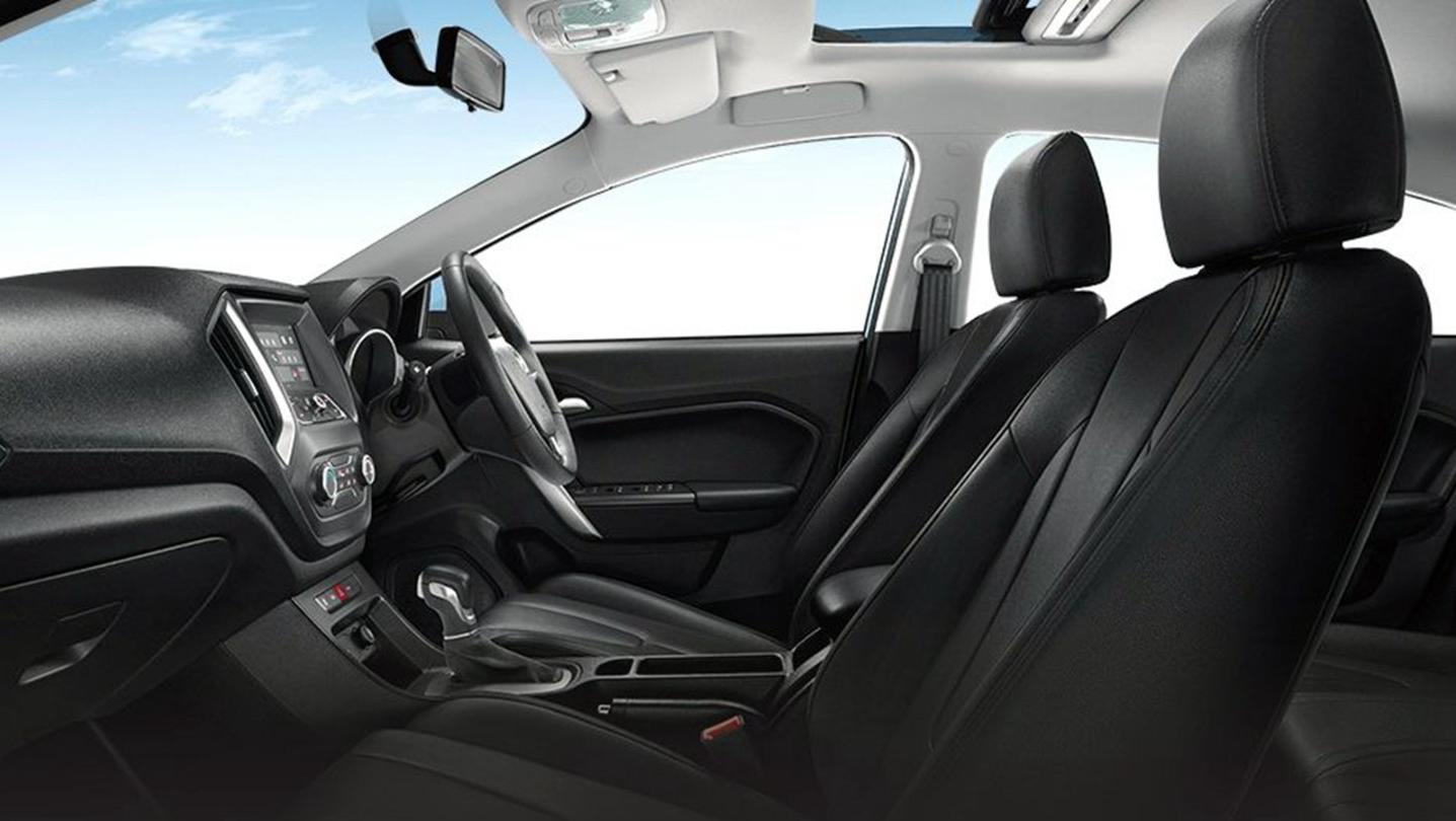 MG 5 2020 Interior 001