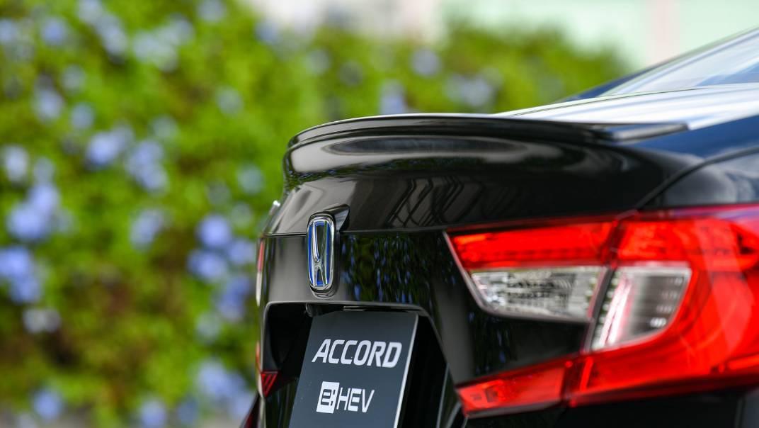 2021 Honda Accord 2.0L e:HEV EL+ Exterior 031