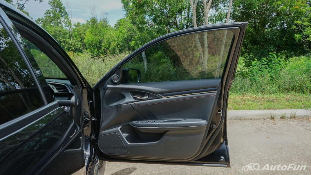 2020 Honda Civic 1.5 Turbo RS Interior 121