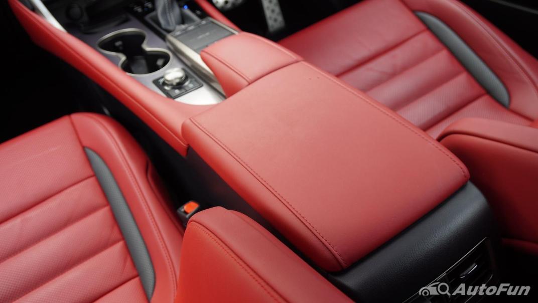 2020 Lexus RX 3.5 350 F Sport Interior 035