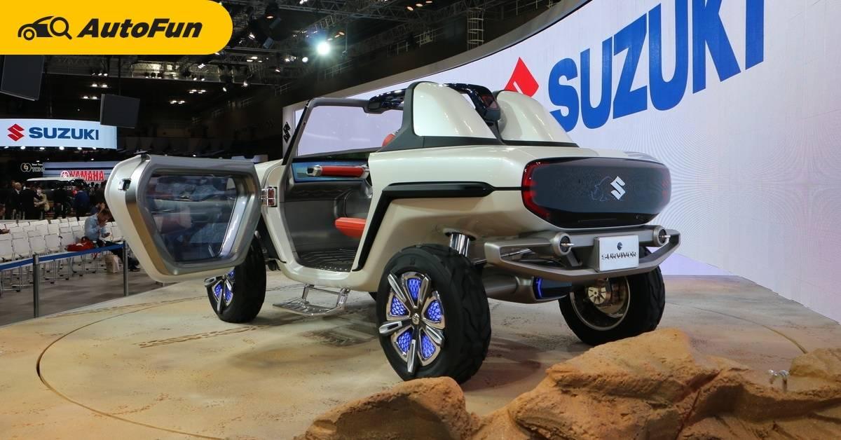 นายใหญ่ Suzuki อินเดียชี้ชัดรถไฟฟ้าไม่เหมาะกับตลาดเริ่มต้น ลั่นไม่เกิดไวไวนี้ แล้วไทยจะเป็นอย่างไร 01