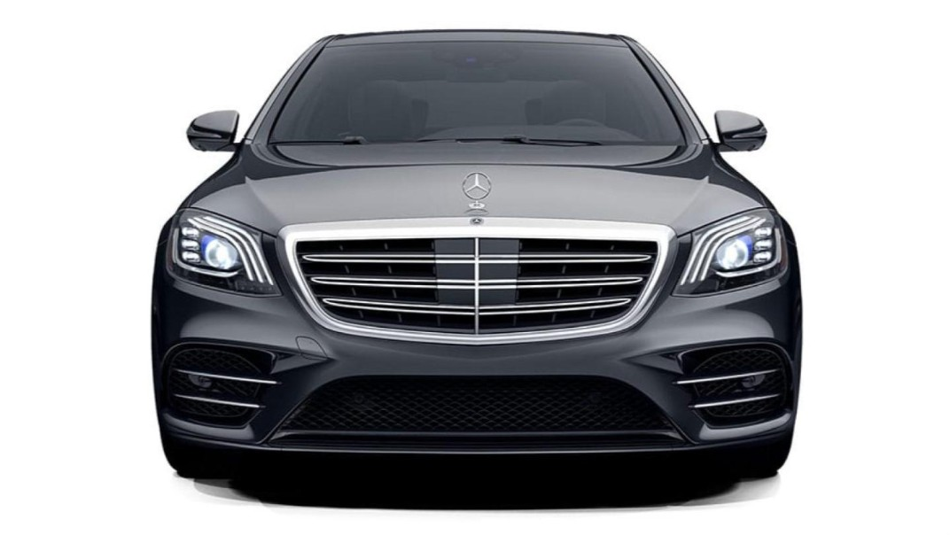 Mercedes-Benz S-Class 2020 Exterior 013