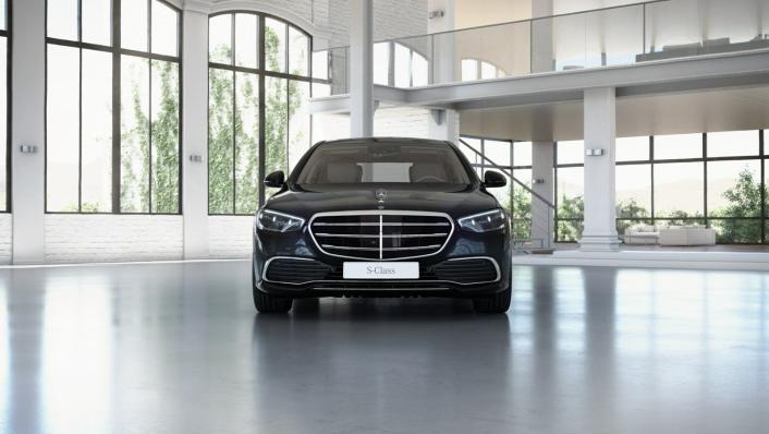 2021 Mercedes-Benz S-Class S 350 d Exclusive Exterior 002
