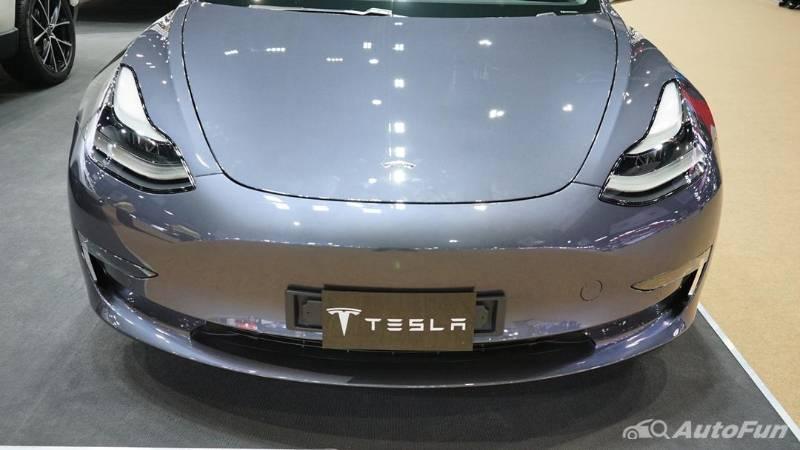 ชมคันจริง Tesla Model 3 Performance ขายไทยราคา 4.29 ล้านบาท มีออพชั่นที่รถใช้น้ำมันต้องชิดซ้าย 02