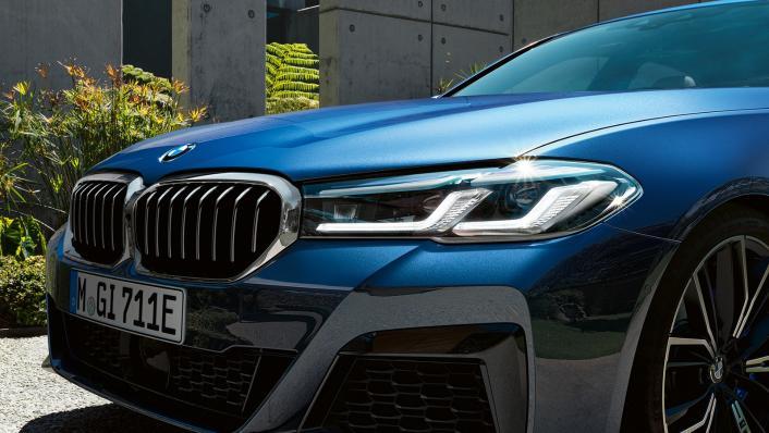 2021 BMW 5 Series Sedan 530e Elite Exterior 004