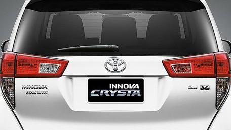 2021 Toyota Innova Crysta 2.8V AT ราคารถ, รีวิว, สเปค, รูปภาพรถในประเทศไทย | AutoFun