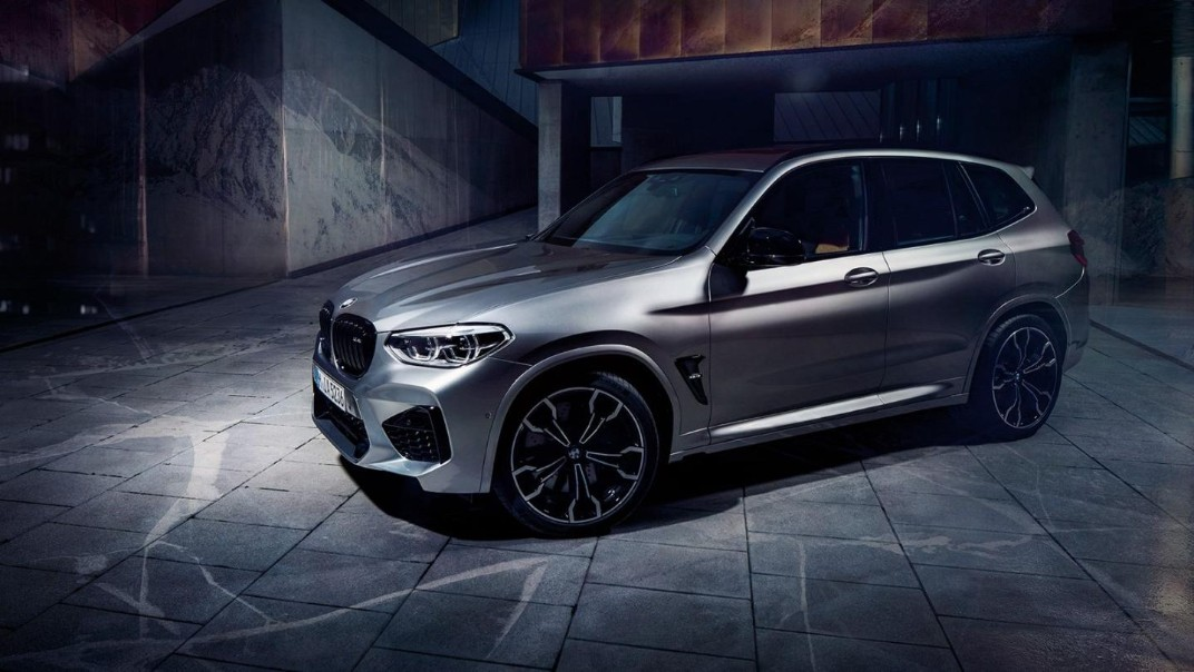 BMW X3-M 2020 Exterior 011