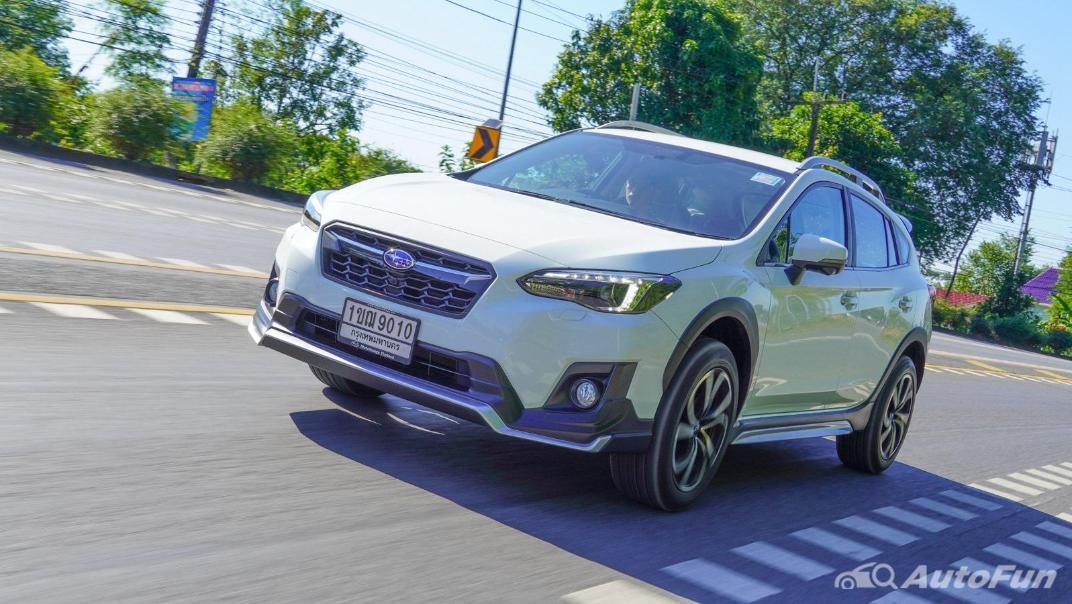 2019 Subaru XV GT Edition Exterior 043