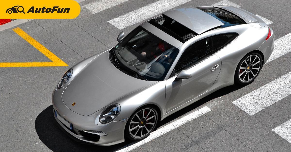 ประโยชน์ของรถที่มีซันรูฟ/มูนรูฟดีอย่างไร แตกต่างกันตรงไหน? ทำไมถึงอยากให้มี 01