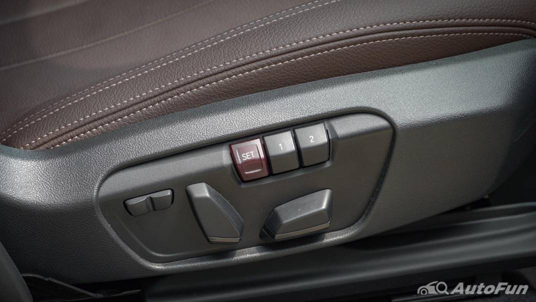2021 BMW X1 2.0 sDrive20d M Sport Interior 025