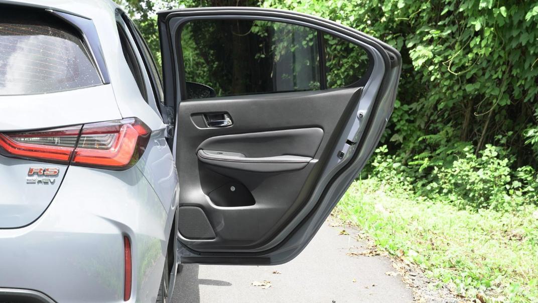 2021 Honda City Hatchback e:HEV RS Interior 041