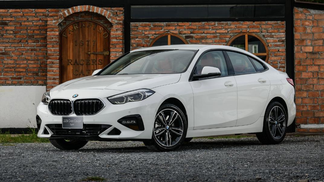 2021 BMW 2 Series Gran Coupe 220i Sport Exterior 017