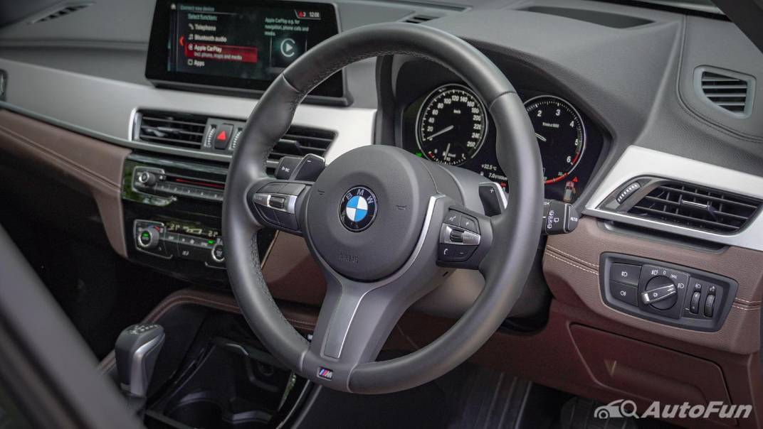 2021 BMW X1 2.0 sDrive20d M Sport Interior 008