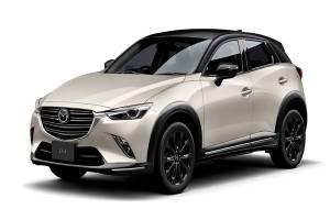 Mazda CX-3 รับชุดแต่ง Super Edgy สีใหม่ภายในทูโทน แต่ไทยควรไปต่อไหม?