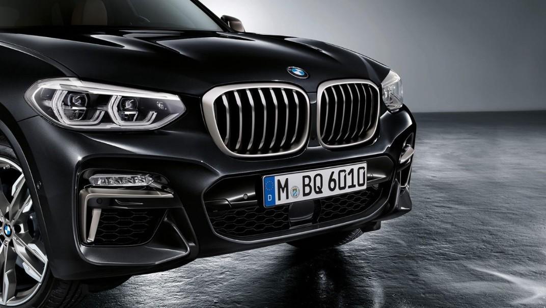 BMW X3-M 2020 Exterior 005