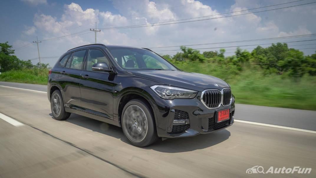 2021 BMW X1 2.0 sDrive20d M Sport Exterior 039