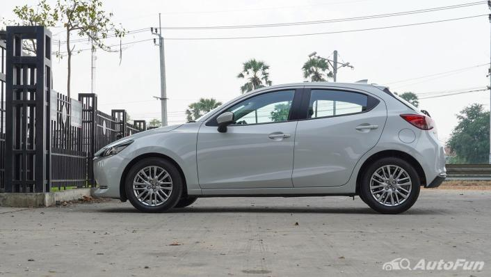 2020 Mazda 2 Hatchback 1.5 XDL Sports Exterior 008