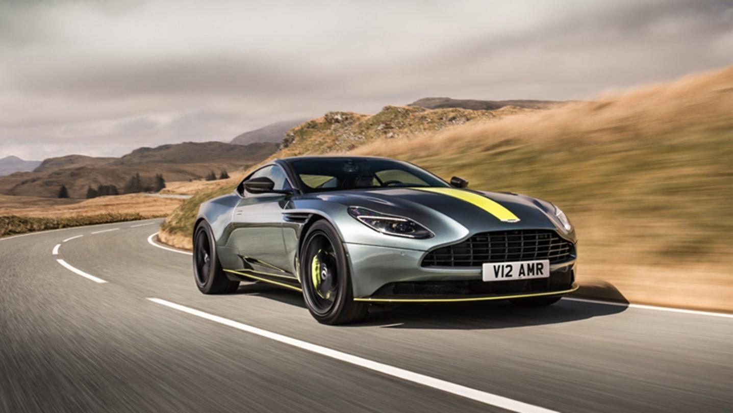 Aston Martin Db11 2020 Exterior 011
