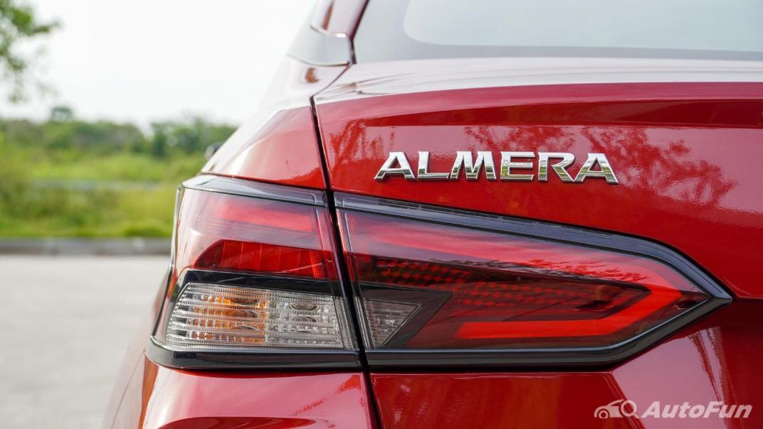 2020 Nissan Almera 1.0 Turbo VL CVT Exterior 022