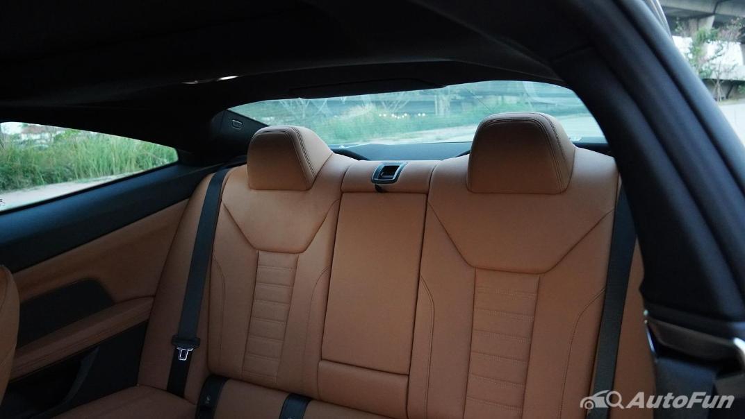 2020 BMW 4 Series Coupe 2.0 430i M Sport Interior 048