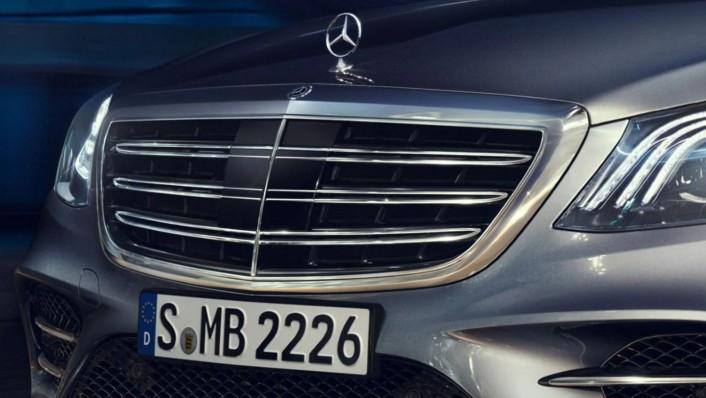 Mercedes-Benz S-Class 2020 Exterior 008