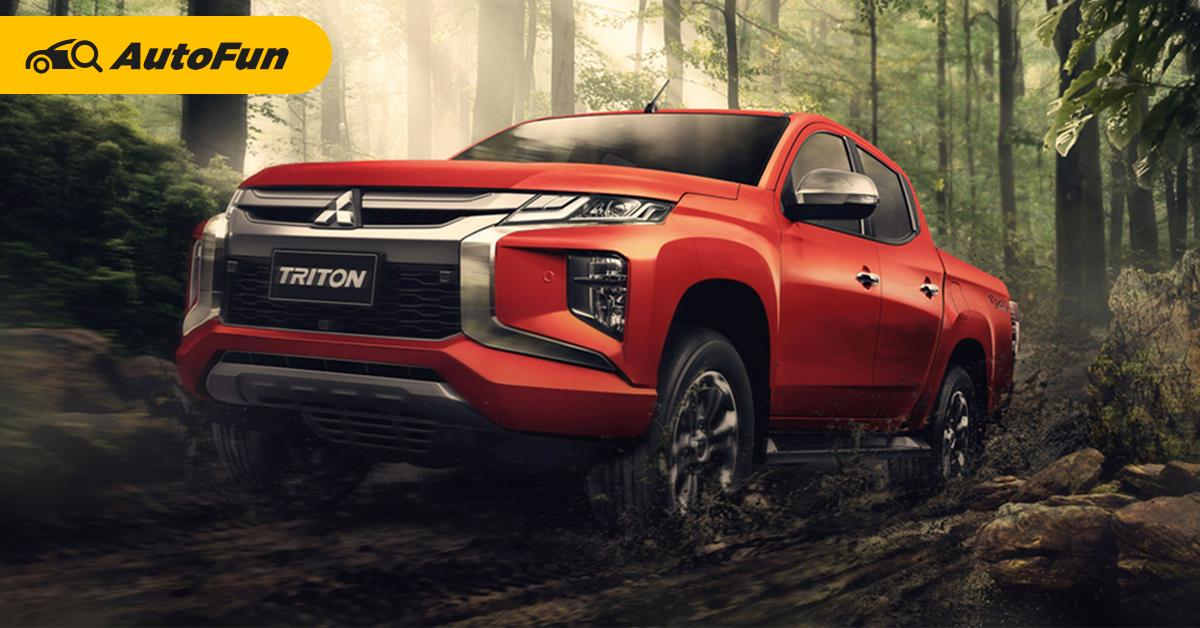 สนไหม? เมื่อ Mitsubishi Triton และ Pajero Sport ใหม่จะวางขุมพลังปลั๊กอินไฮบริด 01