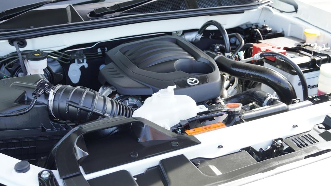 Mazda BT-50 Pro 2021 Others 007
