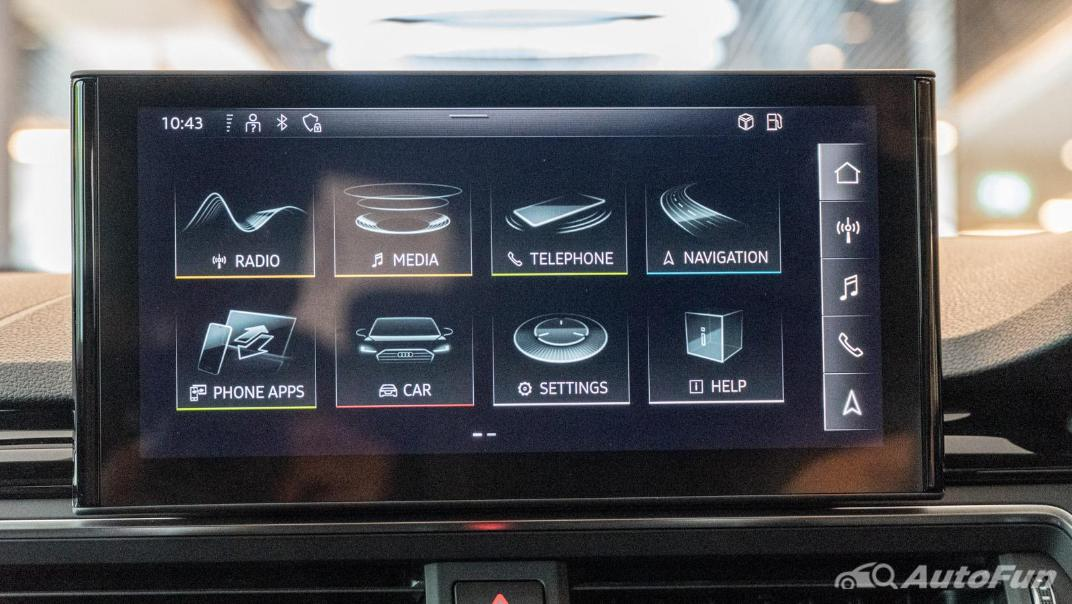 2020 Audi A4 Avant 2.0 45 TFSI Quattro S Line Black Edition Interior 091