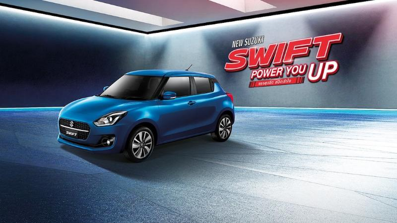 2021 Suzuki Swift ราคาเริ่มต้น 5.57 แสนบาท ที่มาพร้อมความประหยัดด้วยเครื่องยนต์เทคโนโลยี DUALJET 02