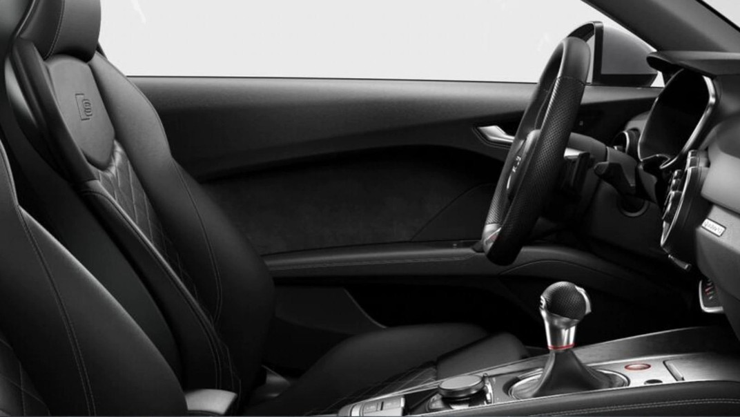 Audi TT Public 2020 Interior 007