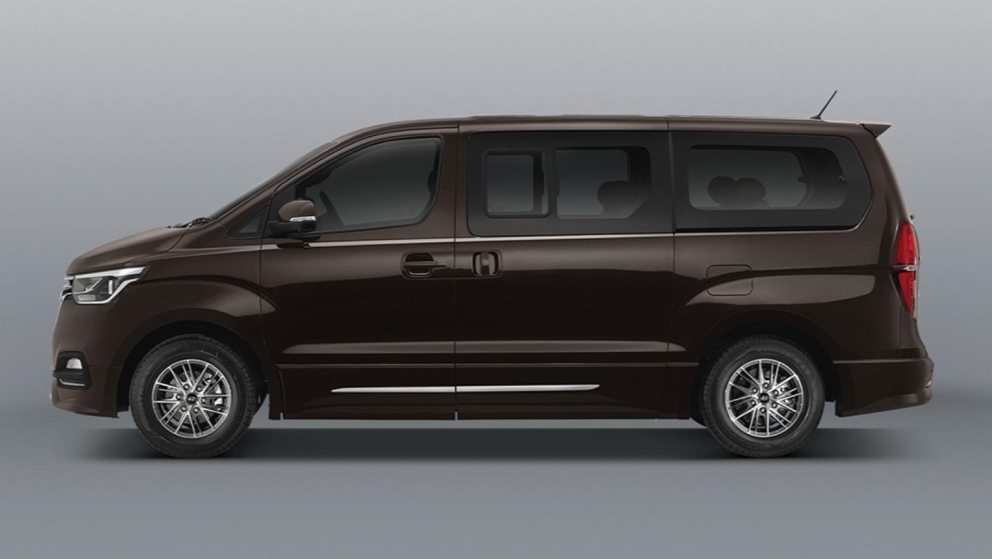 Hyundai H-1 2020 Exterior 019
