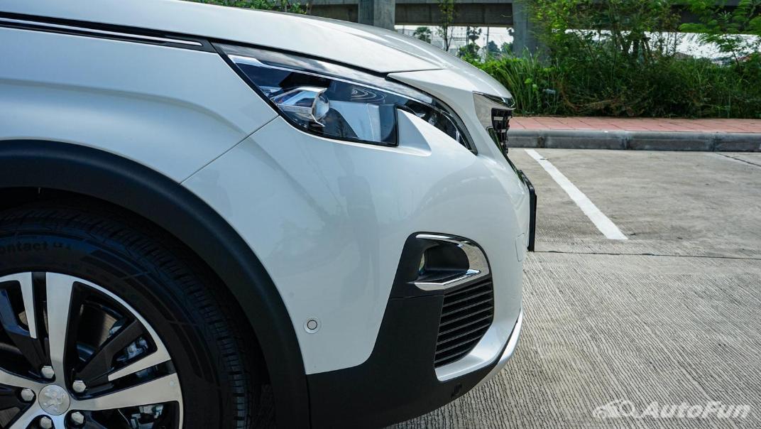 2020 Peugeot 5008 1.6 Allure Exterior 021