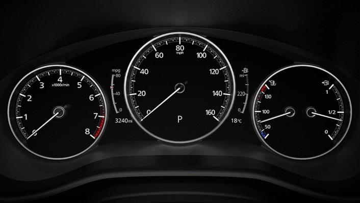 Mazda 3 Sedan 2020 Interior 002