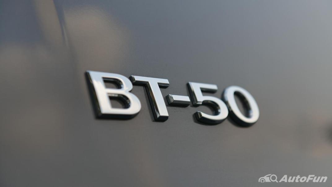 2021 Mazda BT-50 Pro Double Cab 3.0 SP 6AT 4x4 Exterior 018