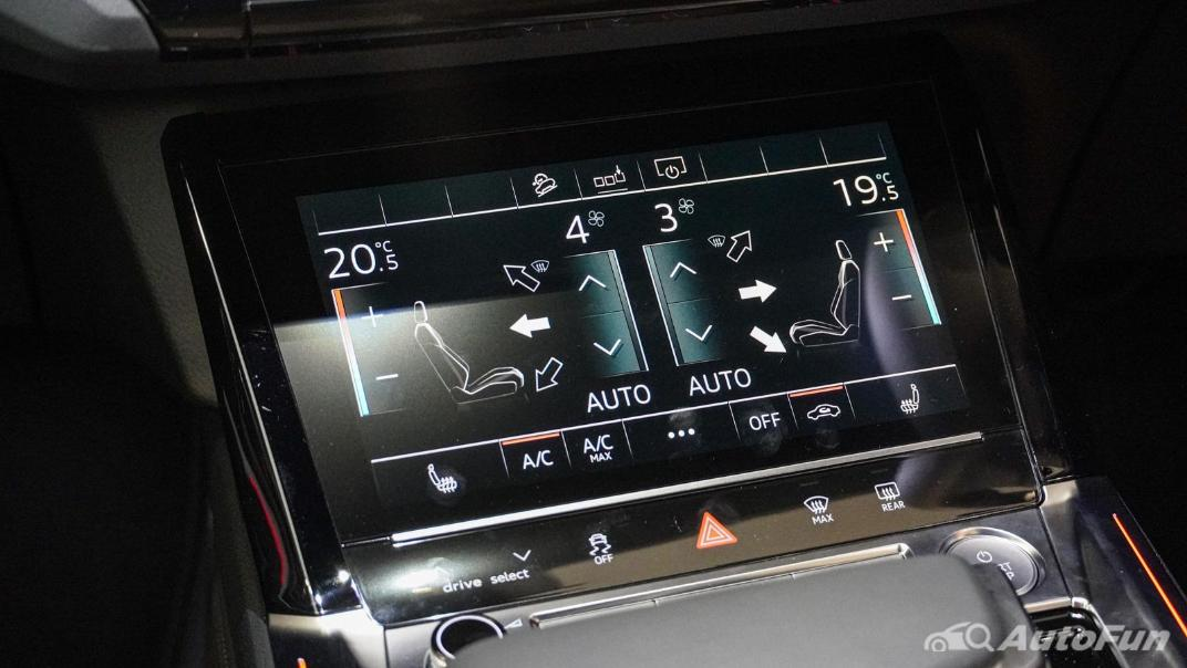 2020 Audi E Tron Sportback 55 quattro S line Interior 108