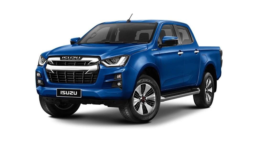 Isuzu D-Max 4-Door 2020 Others 003