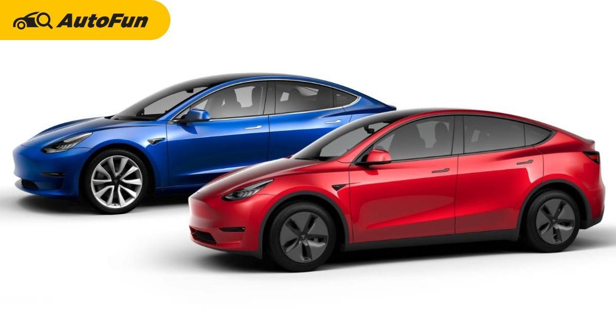 เพิ่มความปลอดภัย!!! Tesla ปรับ Model 3 และ Model Y ใช้ระบบขับเคลื่อนอัตโนมัติจากกล้องแทนการใช้เรดาห์ 01