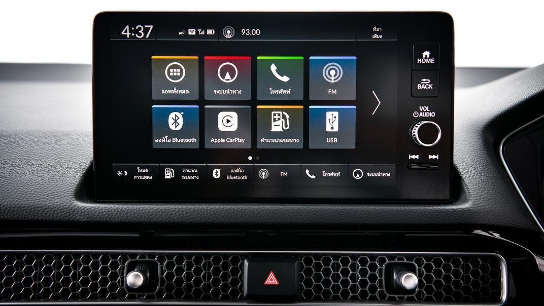 2022 Honda Civic RS Interior 061