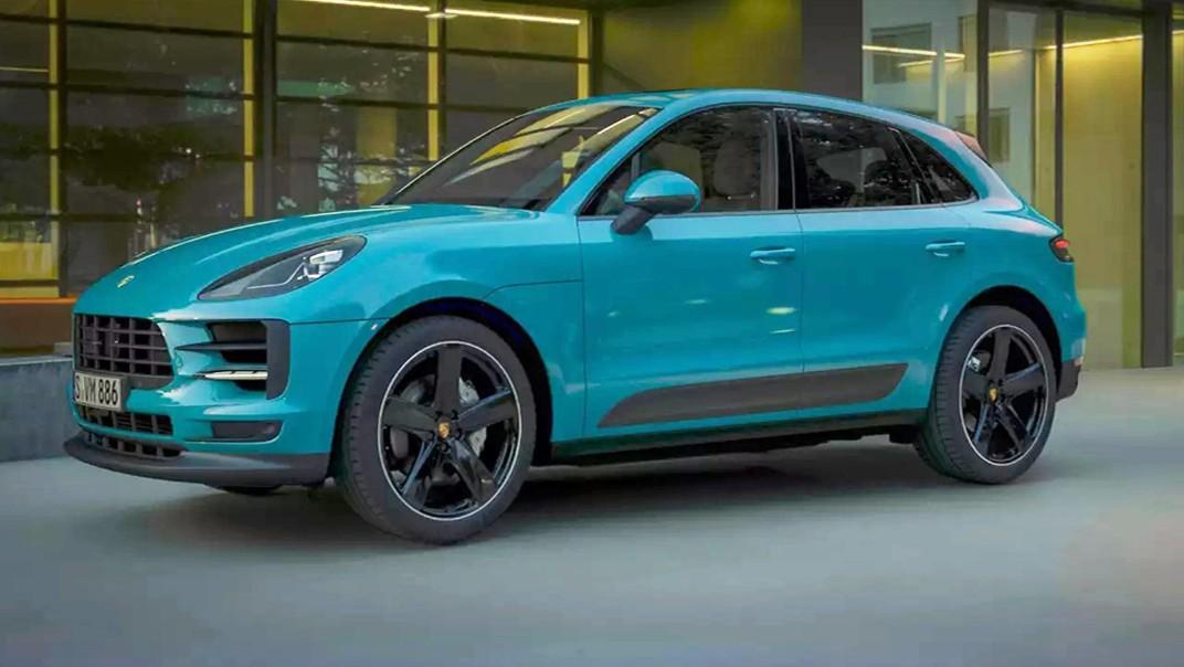 Porsche Macan Public 2020 Exterior 001