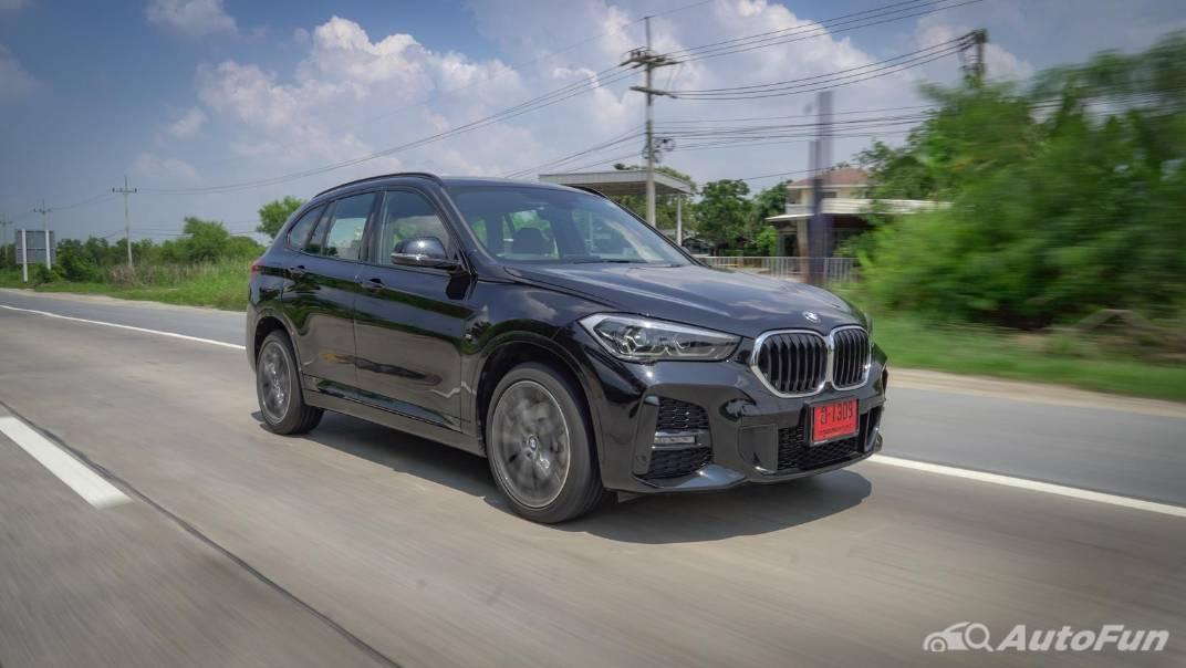 2021 BMW X1 2.0 sDrive20d M Sport Exterior 044