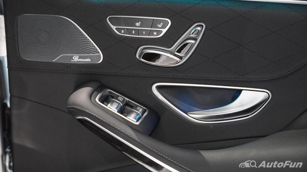 Mercedes-Benz S-Class S 560 e AMG Premium Interior 040