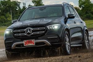 รีวิว 2021 Mercedes-Benz GLE 350 de รวมพลังดีเซล-ไฟฟ้า หรูหราบนถนน สายลุยก็ไม่เกี่ยง