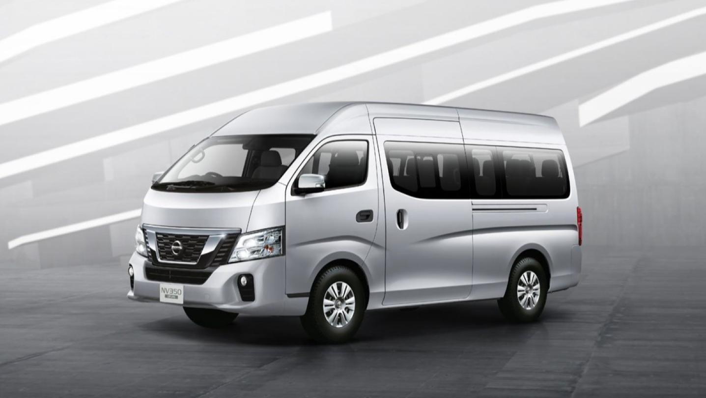 Nissan Urvan Public 2020 Exterior 002