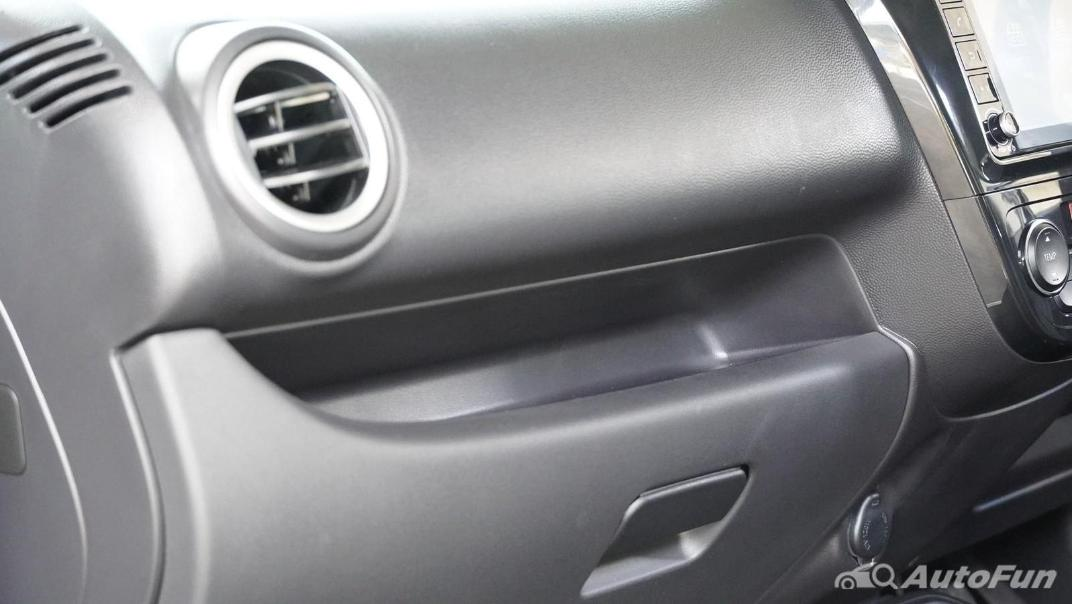 2020 Mitsubishi Attrage 1.2 GLS-LTD CVT Interior 024