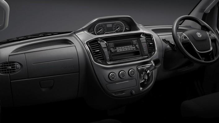 MG V80 2020 Interior 001