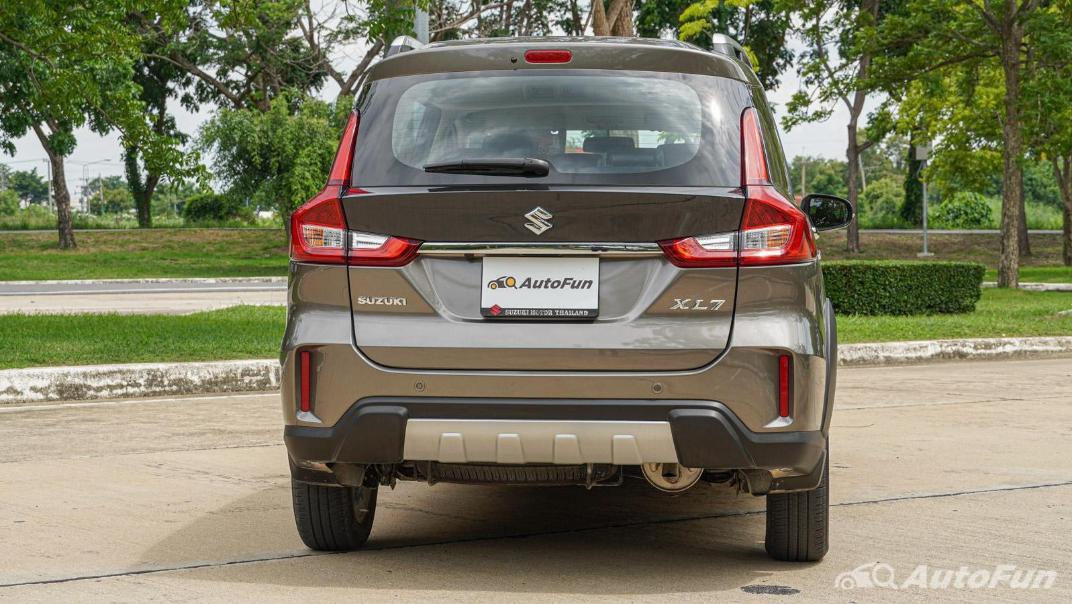 2020 1.5 Suzuki XL7 GLX Exterior 006