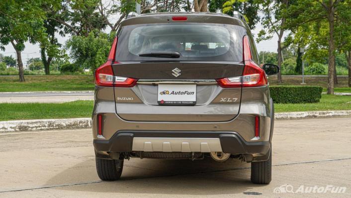 2020 Suzuki XL7 1.5 GLX Exterior 006